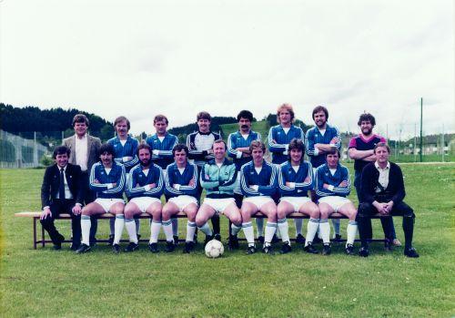 Meistermannschaft 1982