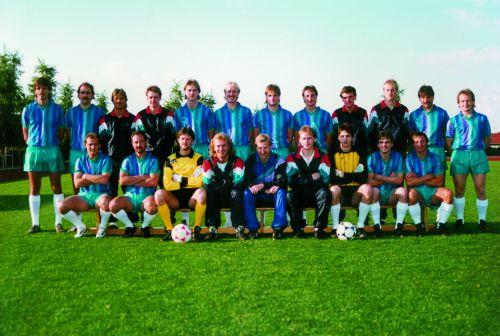 Meistermannschaft 1989