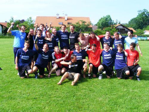 Meistermannschaft 2008