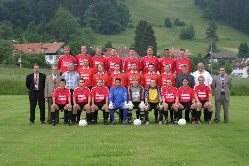 Meisterschaft 2004