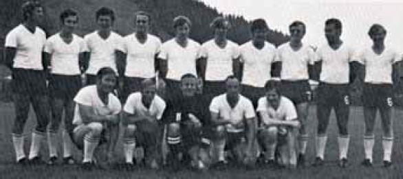 Meistermannschaft von 1971