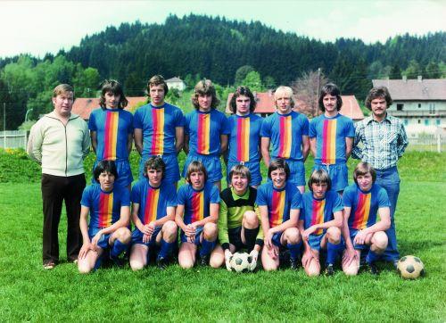A-Jugend Zugspitzmeister 1976
