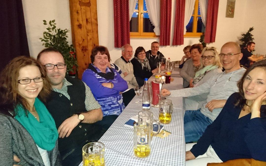 Helferleins eingeladen zum Luis aus Südtirol