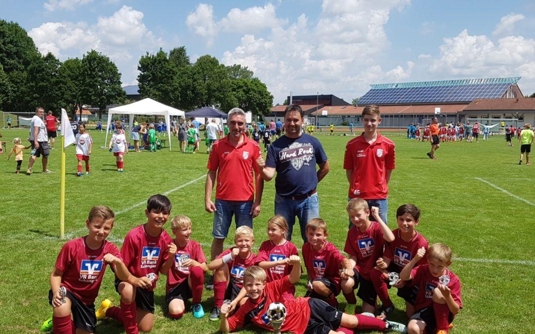 E2 gewinnt Raiffeisencup in Fuchstal