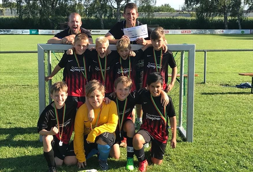E1 – 2008er Jungs rocken beim Hapa-Cup Platz 3! 2007er mit gutem 8. Platz!
