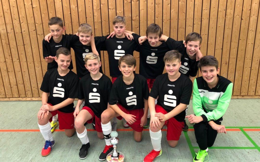 D1-Jungs – Guter 3. Platz in Schondorf!